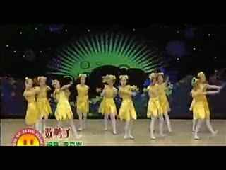 幼儿舞蹈教学视频 幼儿园数鸭子舞蹈节目儿童