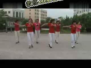 财源影碟广场舞 天路图片