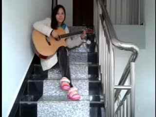 教学吉他吉他吉他左轮初学者《开始懂了》--华视频入门教程初级教学优酷图片