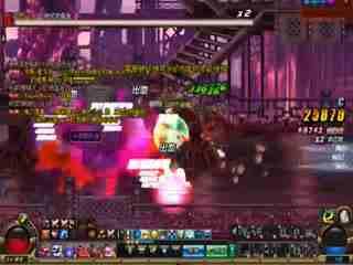 DNF视频 剑豪 女鬼剑满级纪念