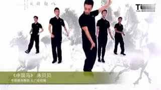 王广成广场舞 中国马