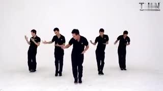 王广成广场舞 感到幸福你就拍拍手 正面及分解