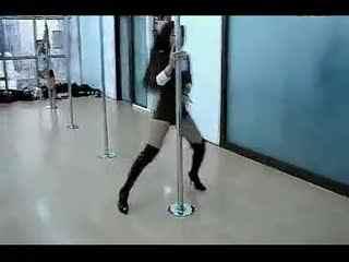 钢管舞 酒吧钢管舞 钢管舞视频