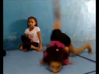 儿童柔术视频