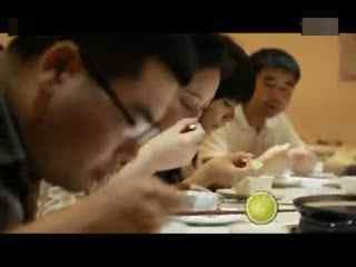 杨洋说美食之清水鸡村--华数TV临潼作文描写美食的图片