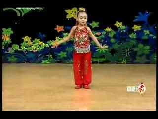 教学视频幼儿华数大全舞蹈分解--教案TV劲舞組的6合班學神话前图片