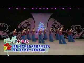 杨艺广场舞 半壶纱