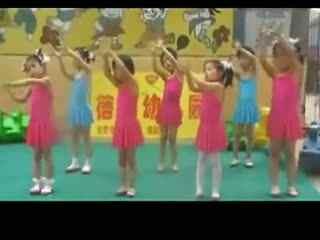 幼儿舞蹈天使的翅膀_手语舞蹈教学全《隐形的翅膀》幼儿舞蹈--华数TV