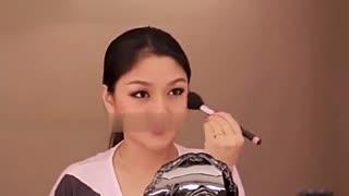 化妆教程 性感美女化妆视频