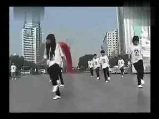 鬼步舞教学视频美女版鬼步舞视频