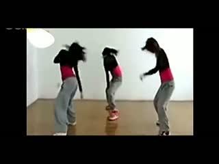街舞视频 女生街舞