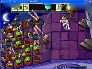 植物大战僵尸无尽版:美女版植物大战僵尸