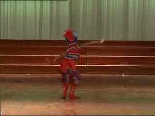 舞蹈大全 儿童舞蹈-儿童独舞-草原小骑手 幼儿