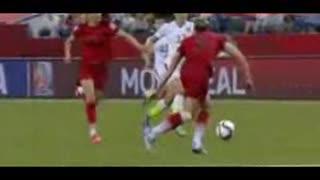 2015女足世界杯半决赛-美国2-0德国_全场集锦