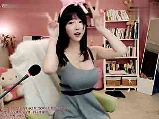 韩国女主播热舞