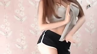 美女热舞教程 韩国美女主播bj性感热舞