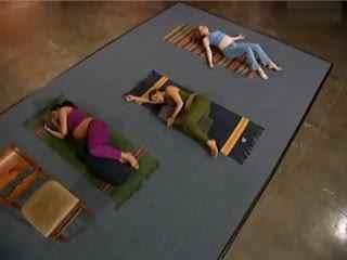 瑜伽孕妇瑜伽初级方法步骤视频:第十三季--华注册微信的教程与教学图片