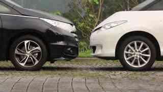 GO车志 丰田本田一决高下,Toyota PREVIA vs Honda ODYSSEY