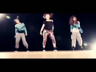 街舞视频 女子街舞教学