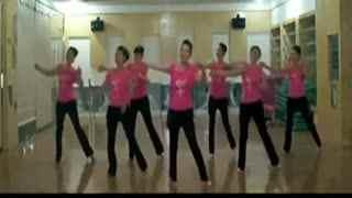 美久广场舞 开心酷啦啦 广场舞教学视频
