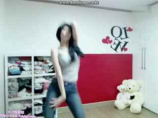 美女热舞 韩国女主播米娜直播跳舞