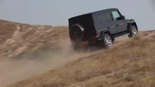 胖哥试车 试驾奔驰G63 AMG越野SUV视频