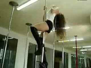 钢管舞诱惑 钢管舞视频