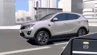 东南DX7 都市豪华SUV 智能科技配置解析