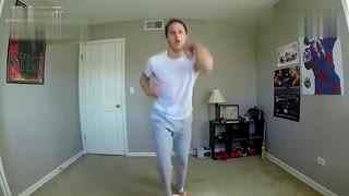 爆笑视频笑视频不偿命同一个舞蹈连续跳了10不死人愿图片