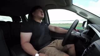 胖哥试车 五十铃mu-X
