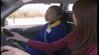 新手学车入门教程 曲线行驶技巧视频 驾照考试视频教程