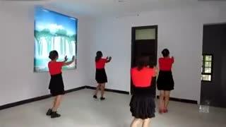 柔柔广场舞 荷塘月色 广场舞蹈视频大全--华数