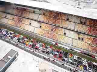 中国人再次震惊全世界 500辆超跑大聚会 上演中国极速赛车节