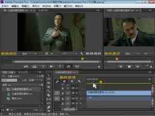 pr视频剪辑教程 pr工作区快捷键界面设置