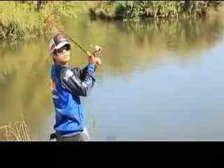 钓鱼水库技巧教程钓鱼教学钓鱼视频大视频--妆美红大全网图片
