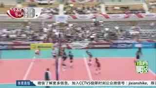 【排球】朱婷复出 中国女排完胜阿根廷