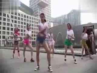 小苹果广场舞视频大全