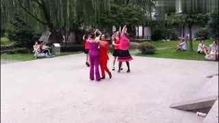 兰玉双人舞北京平四_广场舞双人舞兰玉广场舞双人舞北京平四华数