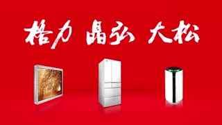 让世界爱上中国造 格力电器最新广告语图片