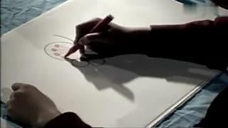儿童简笔画教程 :蝴蝶