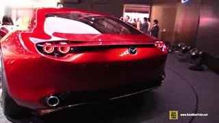2015东京车展实拍 马自达Mazda RX-Vision 概念车