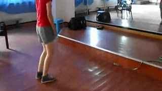 青春修炼手册舞蹈视频 tfboys练习室版