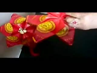 灯笼制作视频 绣球灯笼
