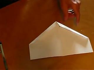 纸飞机折法图解大全 折纸飞机图片
