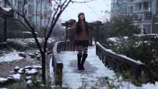 微小微广场舞:roly poly下雪