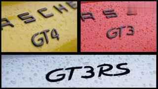 赛车天地:完美阵容!保时捷GT车型官方莱比锡赛道展示
