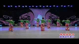 杨艺广场舞:秧歌扭起来
