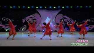 杨艺广场舞:红豆红