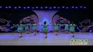 杨艺广场舞:草原的祝福