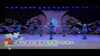 杨艺广场舞:蒲公英的翅膀